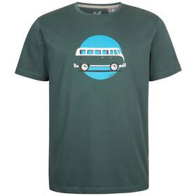 Elkline Stimmtalles Camiseta Hombre, trekking green